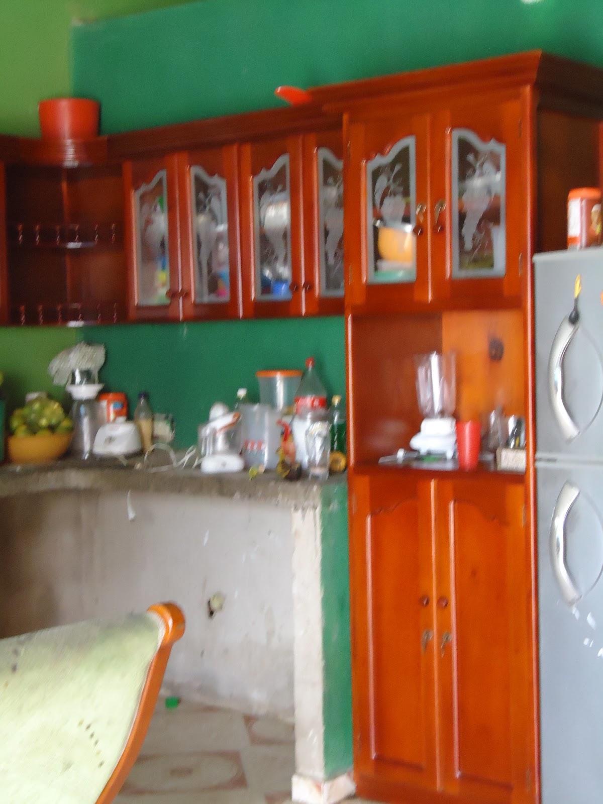 Creditos la villa gabinetes de cocina for Cocinas integrales a credito