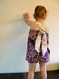 crafts for summer: beautiful dress for kids