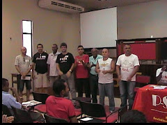 Tecendo o Socialismo no Encontro Estadual 2009.