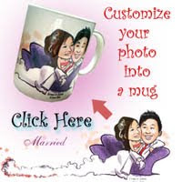 Personalized your photo into a mug!