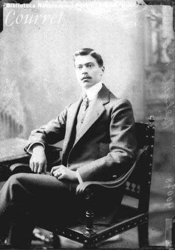 Fotos Eugenio Courret - Vestimenta Siglo XIX - Parte 30