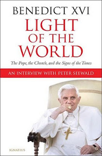 "Aggie Catholics: Review of ""Light of the World"" by Benedict XVI"