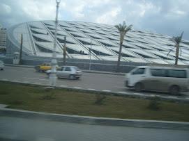 Perpustakaan terbesar no. 2 di dunia di Iskandaria, Mesir