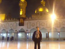 di Masjid Universitas Al Azhar, Kairo