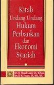 Kitab UU Hukum Perbankan & Ekonomi Syariah