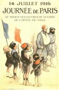 Les festivités du 14 juillet à PARIS