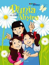 Buku kanak-kanak saya yang pertama DUNIA ALMIRA : Terbit Mac 2010 oleh Buku Prima Sdn. Bhd.