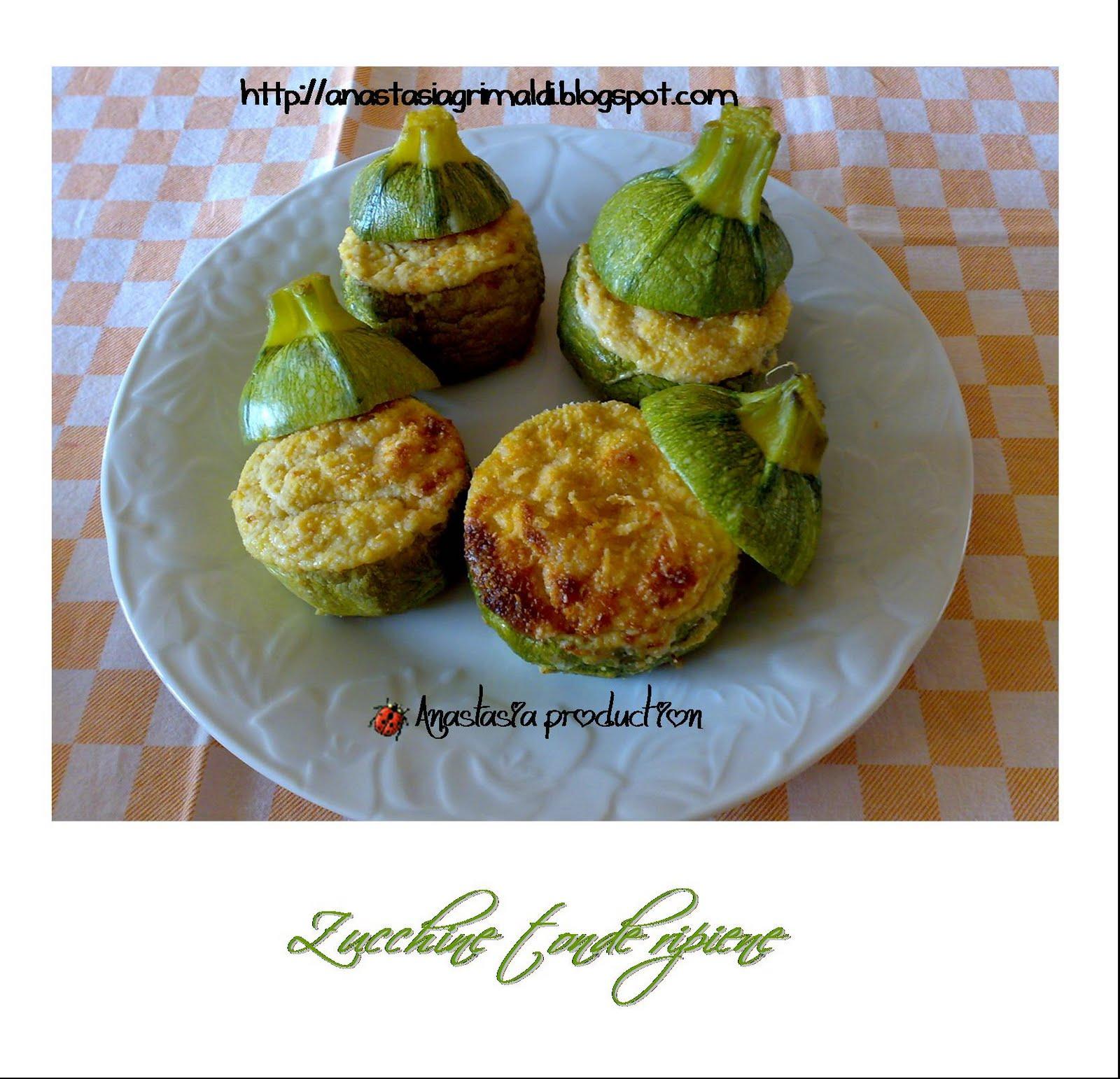 Any secret zucchine tonde ripiene for Cucinare zucchine tonde