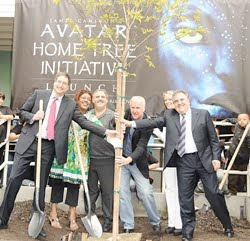The Avatar Home Tree Initiative exceeds its goal