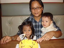 BIRTHDAY DAMIA YG KE 3 THN