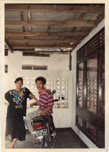 nostalgia Sma n 5 Tangerang tahun 1993