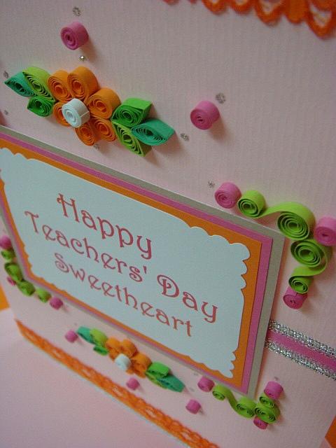 AZLINA ABDUL & Happy Teachersu0027 Day Sweetheart...