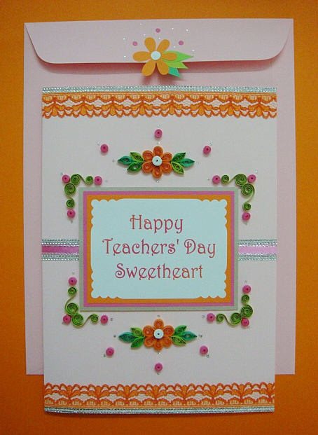 Happy teachers day sweetheart yippeee spiritdancerdesigns Choice Image