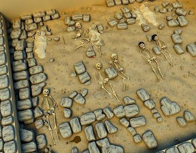 Hallado el mítico templo de la cultura Lambayeque en Perú Sacrificio-humano