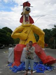 EL LARGUIRUCHO MÁS GRANDE
