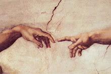 """"""" E' necessario sentire la Mano di Dio sulla propria spalla ..."""