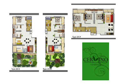 3BR + Garden House