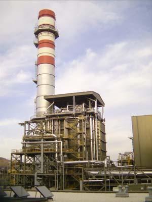 La pol mica central de ciclo combinado de m laga se hace for Gas natural malaga