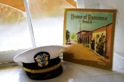 Home of Ramona Naval Hat