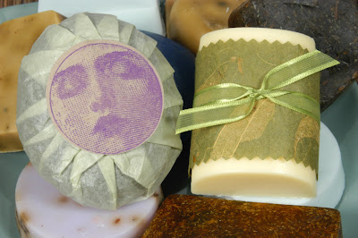 Cathie filian handmade soaps are perfect little gifts - Homemade soap with lavender the perfect gift ...