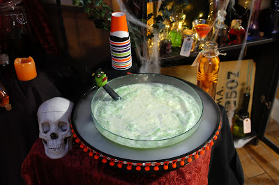 ... Filian: Halloween Witch Crafts: Witch's Brew and Funky Punch Bowl