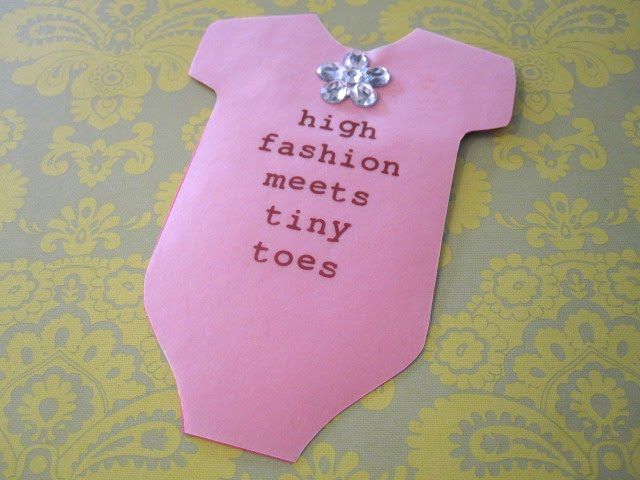 throwing a baby shower diy