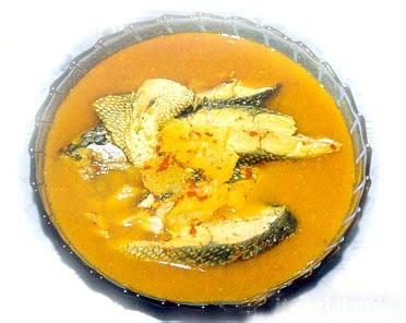 hanya menyediakan makanan laut dan sayuran dan menu fav