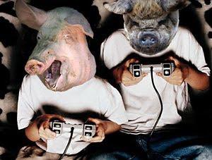Gamer Pigs