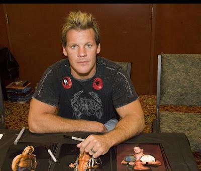 ¿Jericho y Helms arrestados? ChrisJericho159
