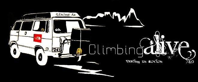 CLIMBING ALIVE