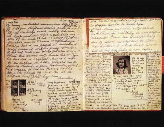 [page+from+Anne+Frank+Diary]