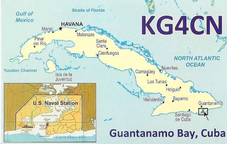 """Guantanamo Bay """" Cuba """""""