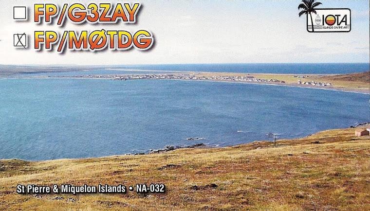 St Pierre & Miquelon Island