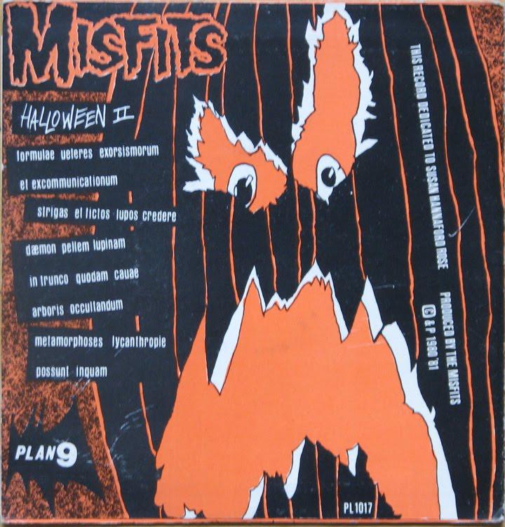 We Will Bury You: The Misfits - Halloween 7