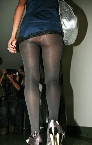paris hilton butt. Paris has petit buttocks,