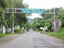 Bienvenidos a San Julian