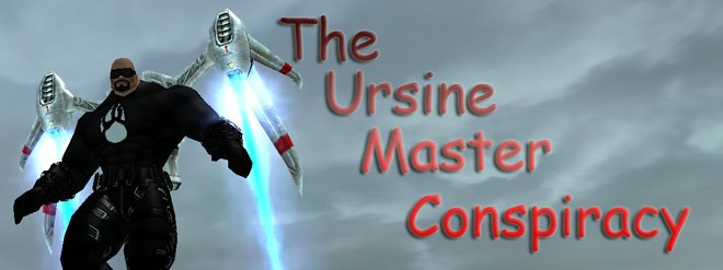 The Ursine Master Conspiracy