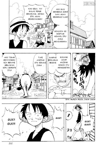 Baca Manga, Baca Komik, One Piece Chapter 13, One Piece 13 Bahasa Indonesia, One Piece 13 Online