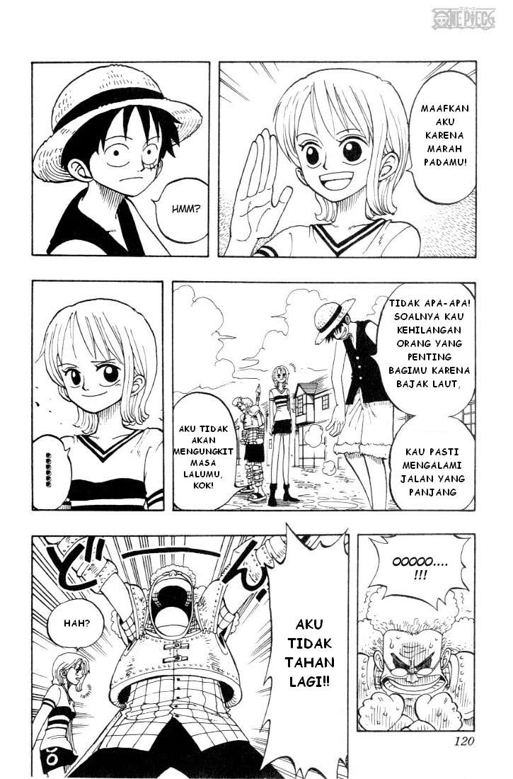 Baca Manga, Baca Komik, One Piece Chapter 14, One Piece 14 Bahasa ...
