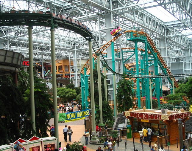Mall of America rating – Mall is overly priced, rides are high w/o coupons. It's nice to have a place like this to explore and show off, and support MN!! Expand the Mall so it's not so over cuttackfirstboutique.cfon: 60 E Broadway, Bloomington, , MN.