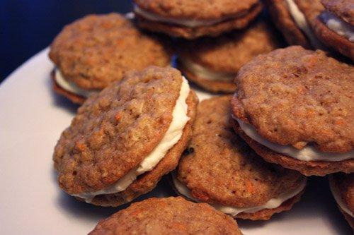 lisa is cooking: Carrot Cake Cookies