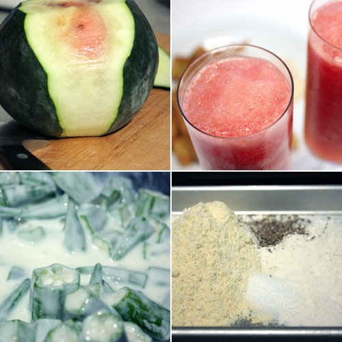 Pink Margarita Slushes Recipes — Dishmaps
