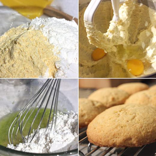 lisa is cooking: Cornmeal-Lime Cookies