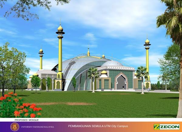 UTM mosque
