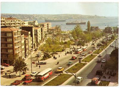 eski istanbul - beşiktaş
