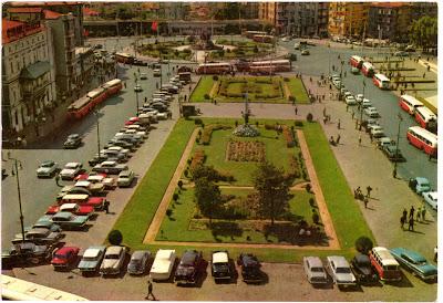 eski istanbul - taksim meydanı