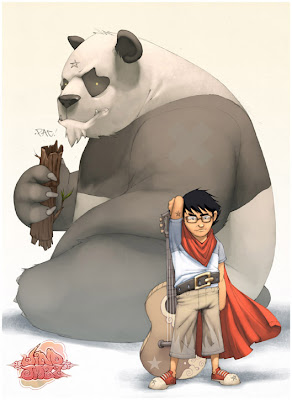 pac panda 4