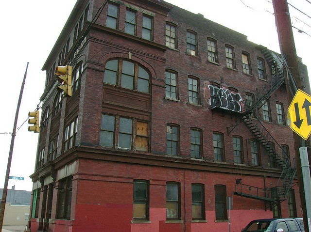Discovering Historic Pittsburgh Abandoned Endangered