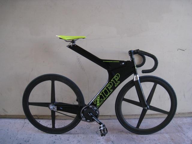 Karma Kids Zipp 2001 Carbon Track Bike