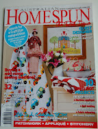 Australian Homespun magazine